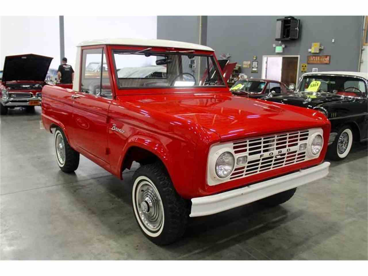 1966 ford bronco for sale cc 972138. Black Bedroom Furniture Sets. Home Design Ideas
