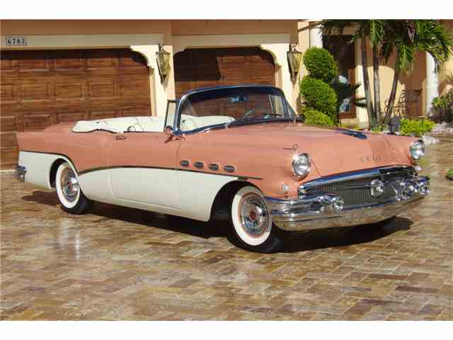 1956 BUICK ROADMASTER SERIES 76 C | 970214