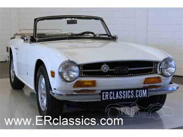 1973 Triumph TR6 | 972142