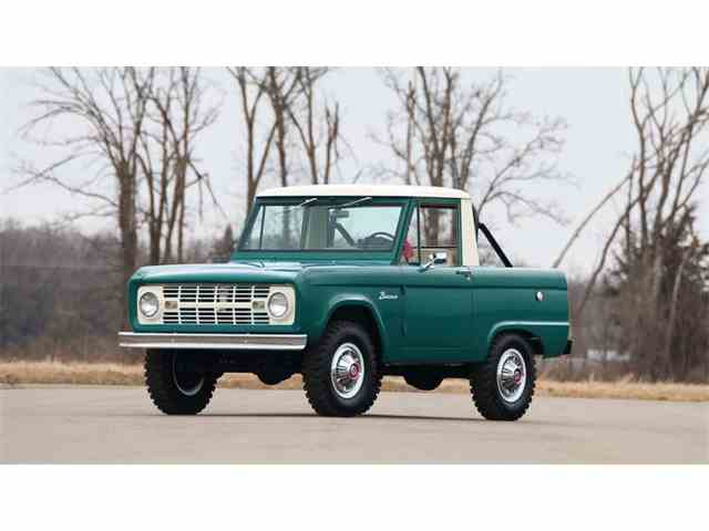 1967 Ford Bronco | 970215