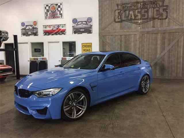 2016 BMW M3   972155