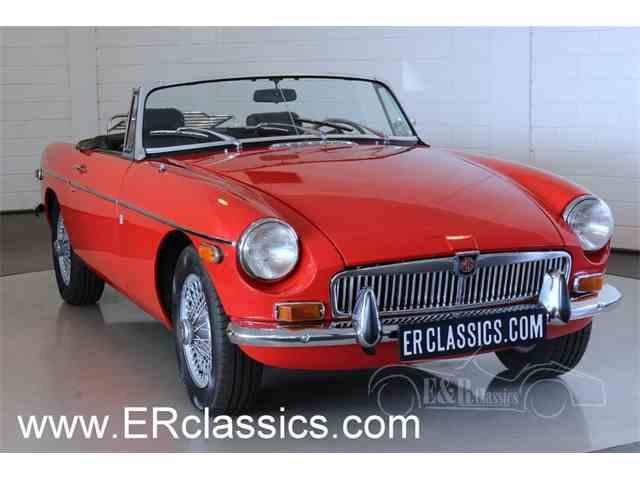 1970 MG MGB | 972157