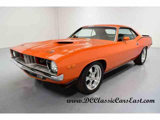 1972 Plymouth Cuda | 972158