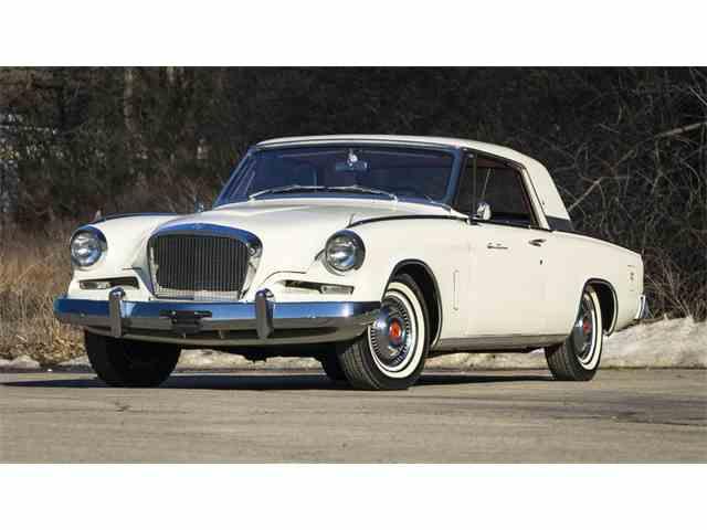 1962 Studebaker Gran Turismo | 970217