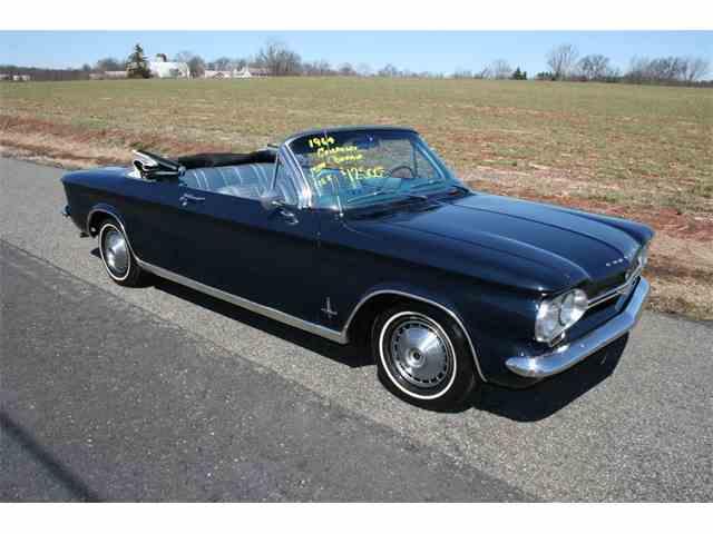 1966 Chevrolet Corvair Monza | 972172