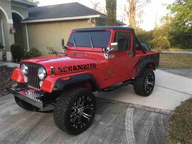 1983 Jeep CJ8 Scrambler | 972177