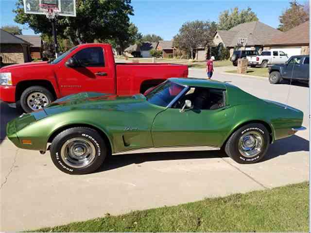 1973 Chevrolet Corvette | 972190