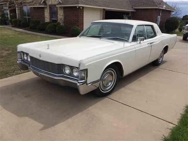 1968 Lincoln Continental | 972194