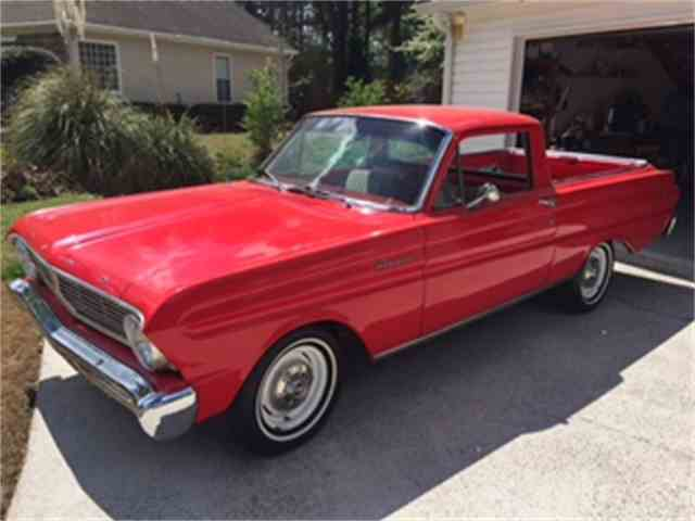 1965 Ford Ranchero | 972209