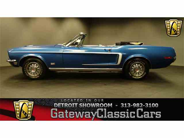 1968 Ford Mustang | 970221