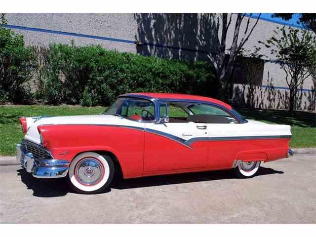 1956 Ford Fairlane Victoria | 972210