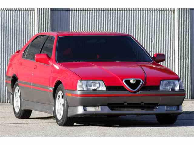 1992 Alfa Romeo 164 | 972215
