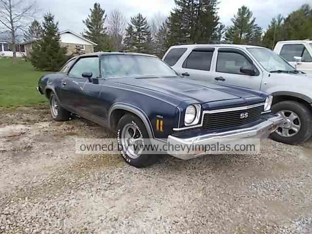 1973 Chevrolet Chevelle SS | 972222