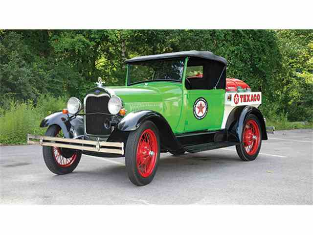1931 Ford Model A Roadster Pickup with Fuel Accessories | 972236