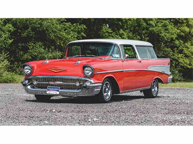 1957 Chevrolet Bel Air Nomad Wagon | 972237