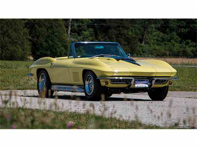 1967 Chevrolet Corvette 427/390 Convertible | 972240