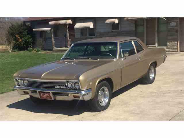 1966 Chevrolet Bel Air | 972241