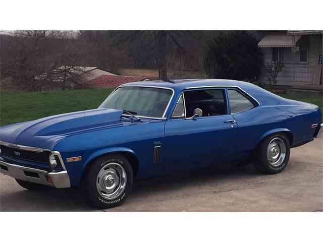 1972 Chevrolet Nova | 972244