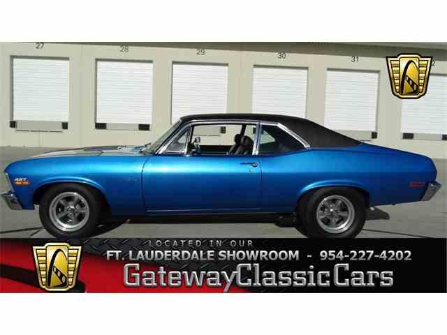 1972 Chevrolet Nova | 970225