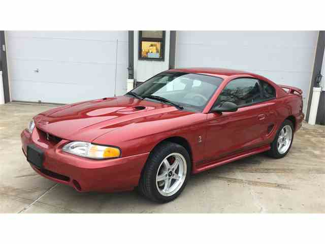 1998 Ford Mustang | 972251