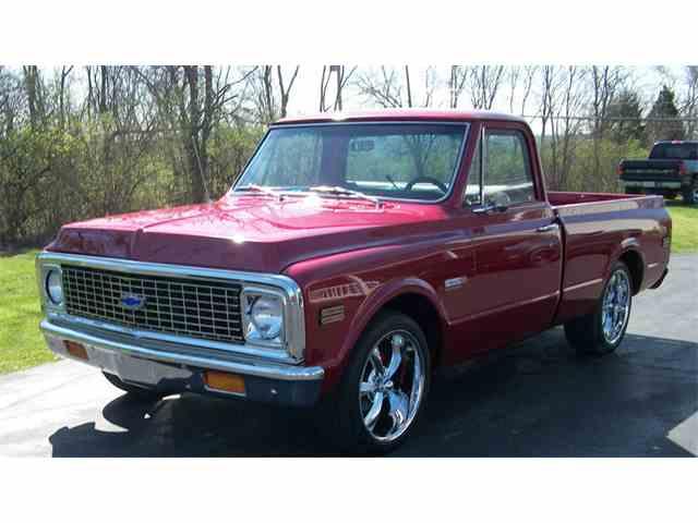 1971 Chevrolet Cheyenne | 972252