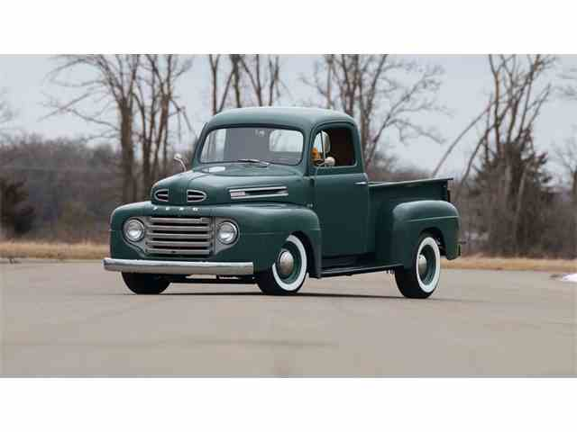 1950 Ford F1   970227