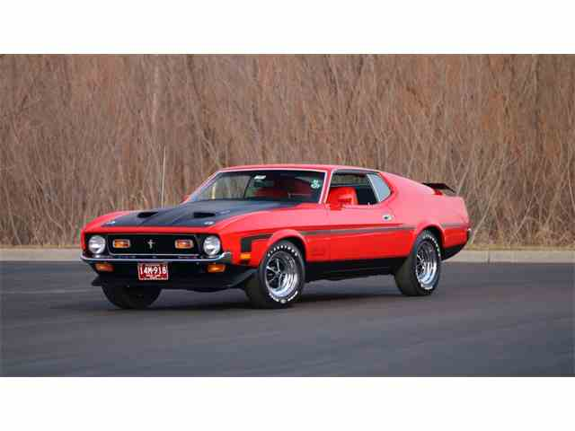 1971 Ford Mustang | 970229