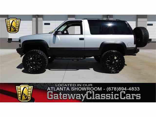 1997 Chevrolet Tahoe | 972300