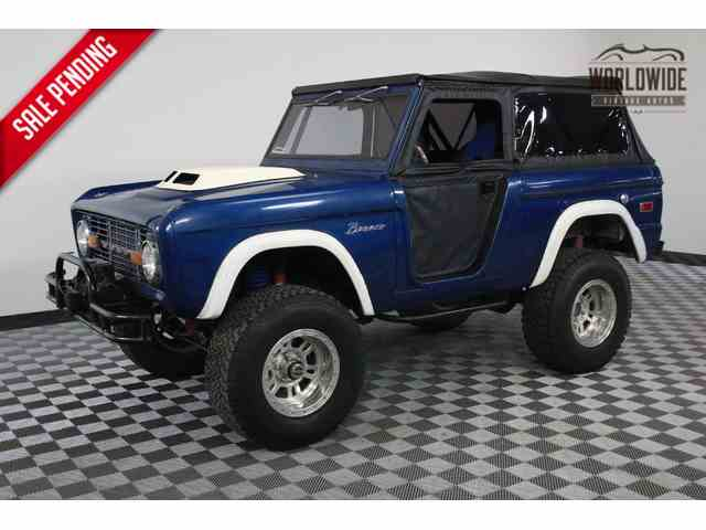1973 Ford Bronco | 972320