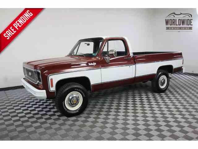 1974 Chevrolet K-20 | 972324