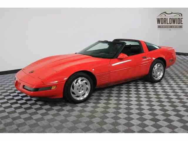 1993 Chevrolet Corvette | 972332