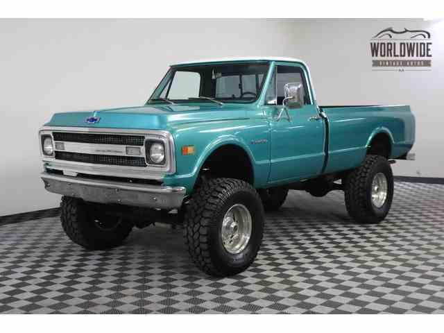 1969 Chevrolet C/K 20 | 972334