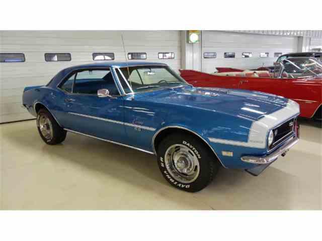 1968 Chevrolet Camaro | 972349