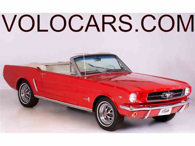 1965 Ford Mustang | 972356