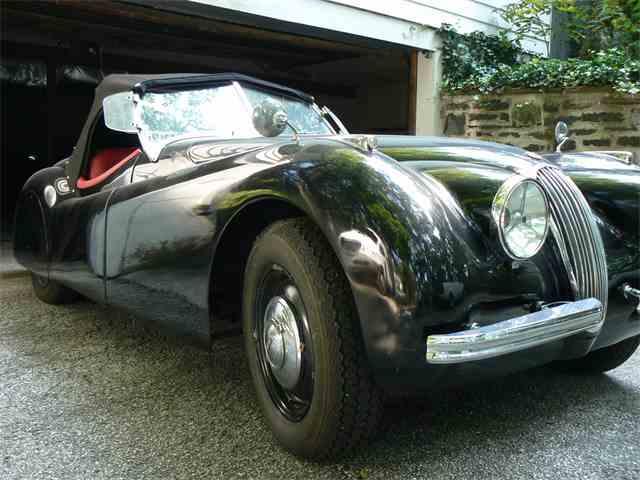 1950 Jaguar XK120 | 972357