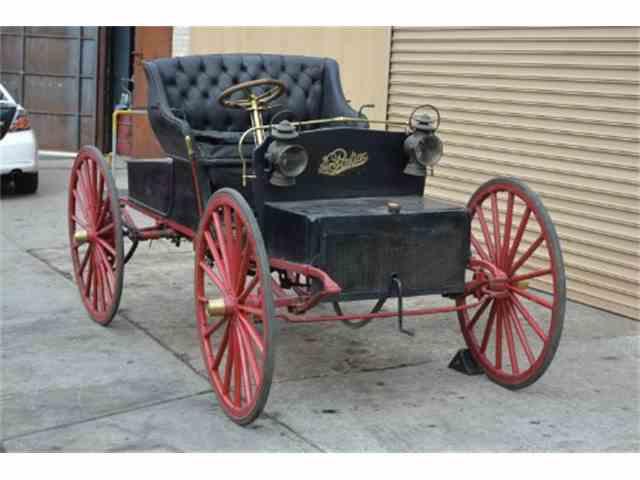 1908 The Pontiac Buggy | 972362