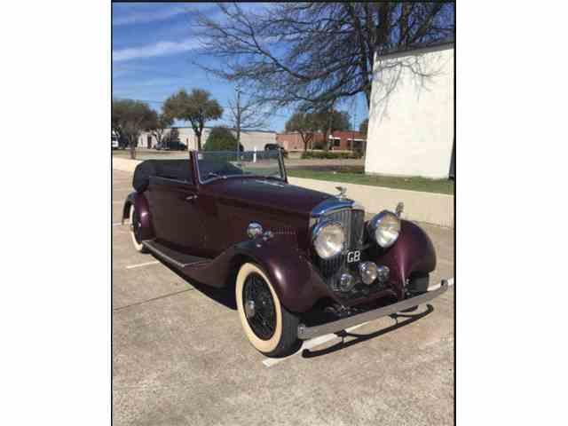 1934 Bentley 3-1/2 Litre | 972363