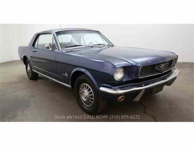 1966 Ford Mustang | 972370