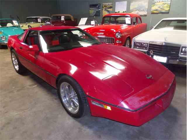 1986 Chevrolet Corvette | 972385
