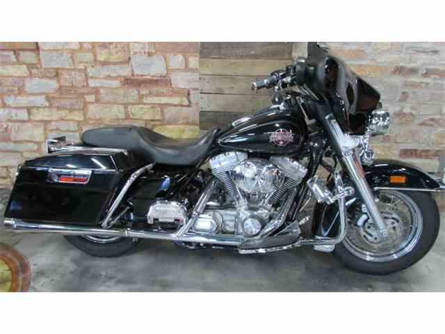 2004 Harley-Davidson FLHT - Electra Glide Standard | 972387