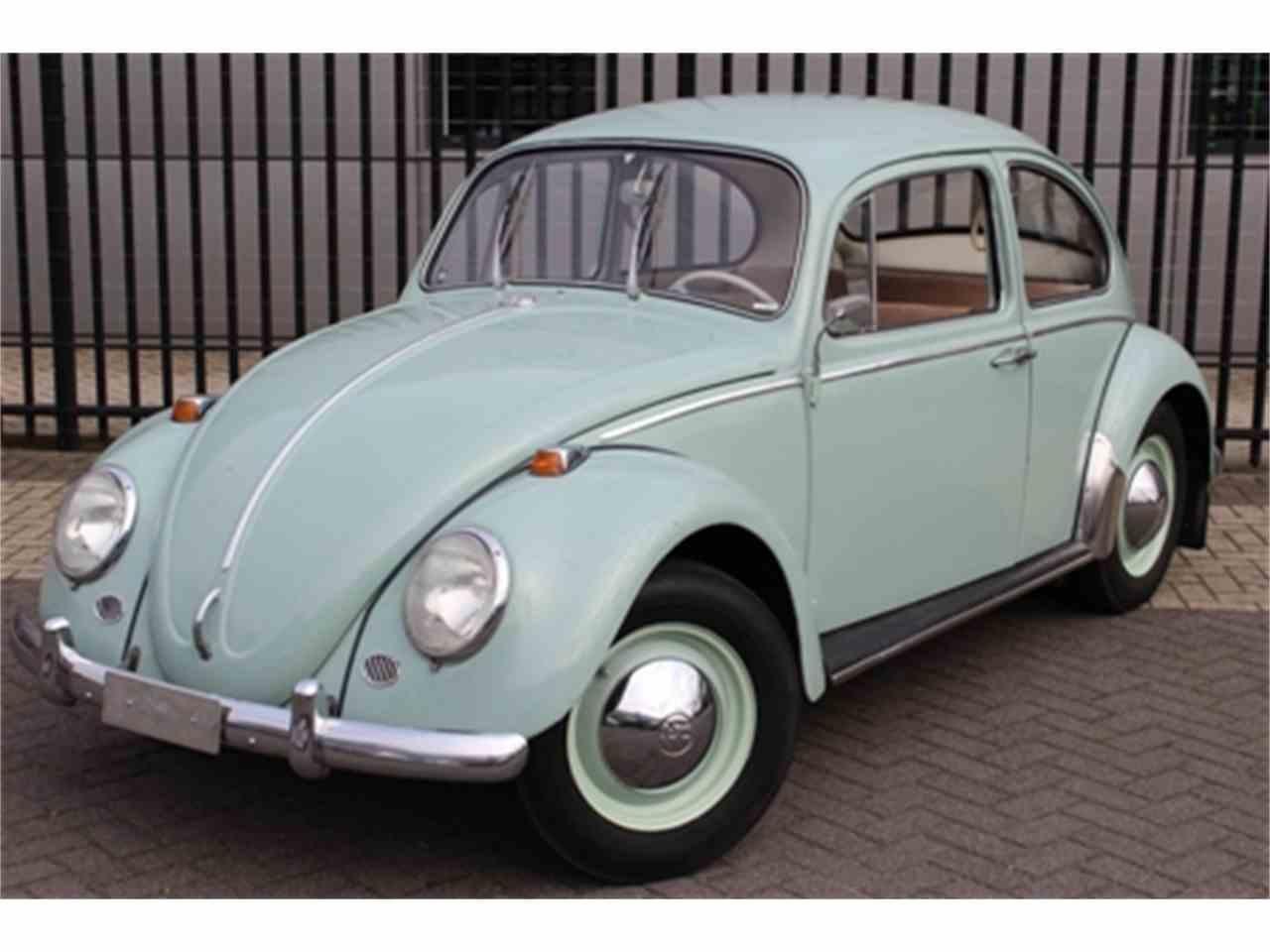 1965 volkswagen beetle for sale cc 972389. Black Bedroom Furniture Sets. Home Design Ideas