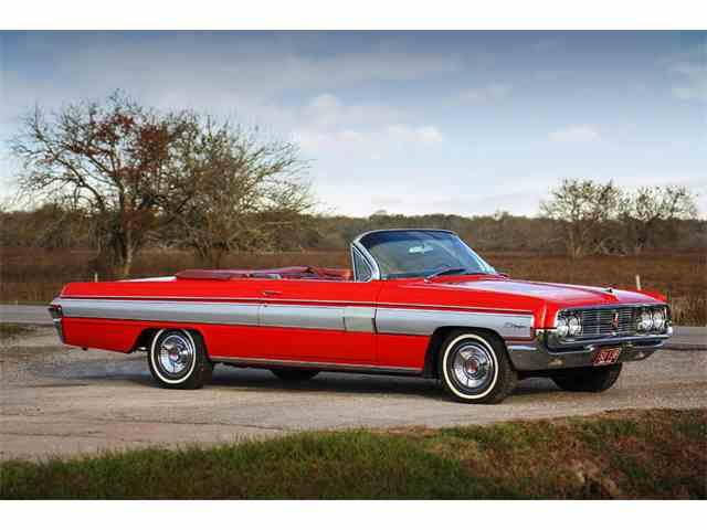 1962 Oldsmobile Starfire | 970024