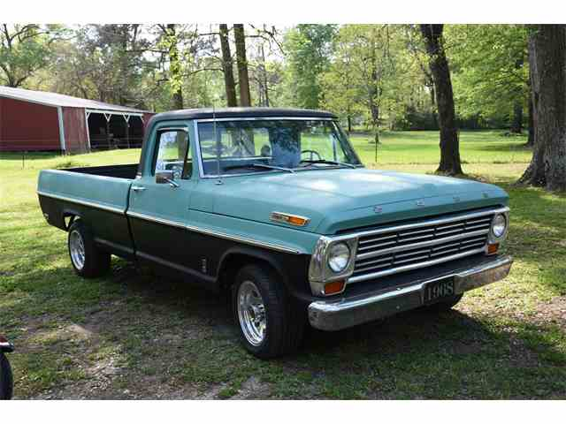 1968 Ford F250 | 972406