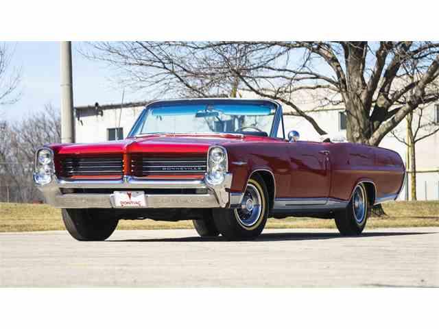 1964 Pontiac Bonneville   970241