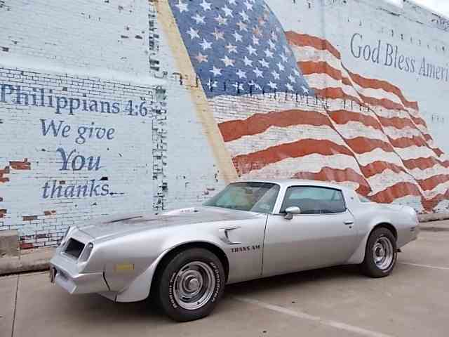 1976 Pontiac Firebird Trans Am | 972412