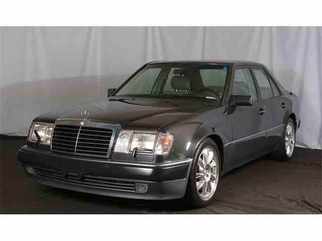 1992 Mercedes-Benz 500 E | 972419