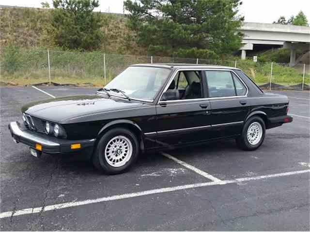 1986 BMW 528e | 972424