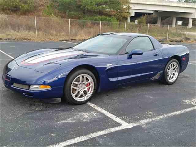 2004 Chevrolet Corvette | 972426
