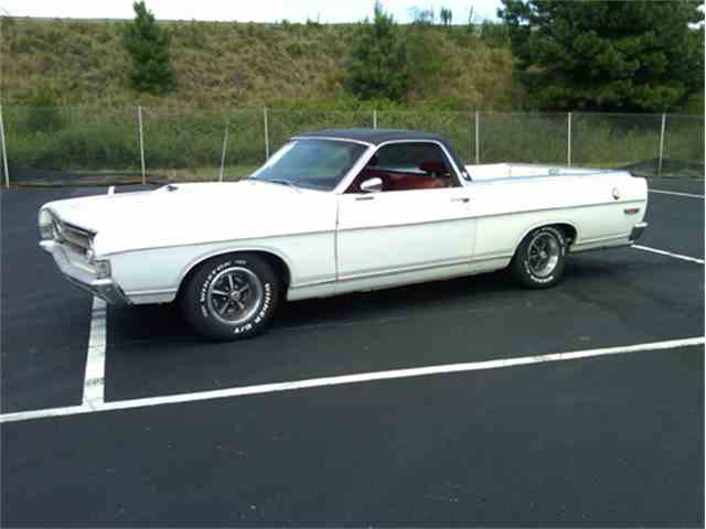 1969 Ford Ranchero GT500 | 972429