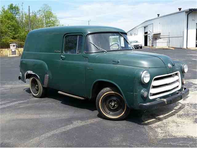 1955 Dodge Town Panel | 972433